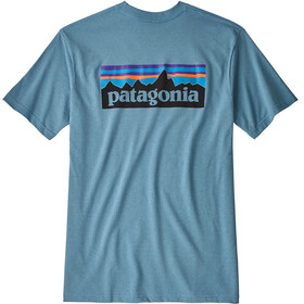 Patagonia P-6 Logo - T-shirt manches courtes Homme - turquoise